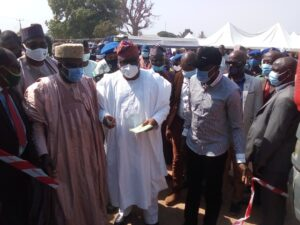 Kwara flags off $60m RAAMP intervention road projects
