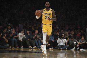 NBA roundup: LeBron James nets season-high 46 at Cleveland