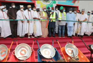 FG inaugurates 20,000 extended public works in Lagos