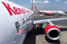 Kenya Airways says to resume direct flights to Rome in June