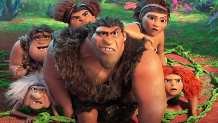 Box Office: 'The Croods 2' Tops 'Judas and the Black Messiah'