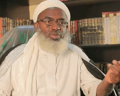Insecurity: The bandits were forced into criminality - Sheikh Gumi