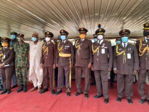 NIS graduates 446 senior officers