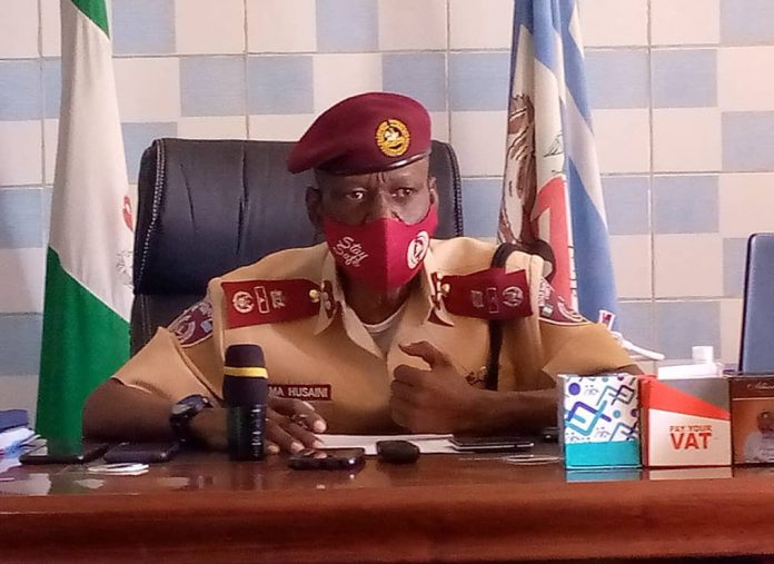 FRSC 10 targets 15% reduction in traffic cases, 20% fatality rate