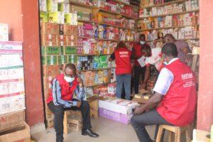 NAFDAC seizes unwholesome cosmetics worth N4.1m, seals 15 shops