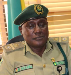 FG appoints Haliru Nababa new CG NCoS