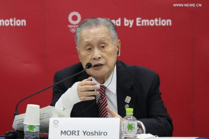 Tokyo 2020 chief Mori resigns, apologises again over sexist remarks