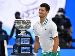 Djokovic defeats Medvedev to win Australian Open