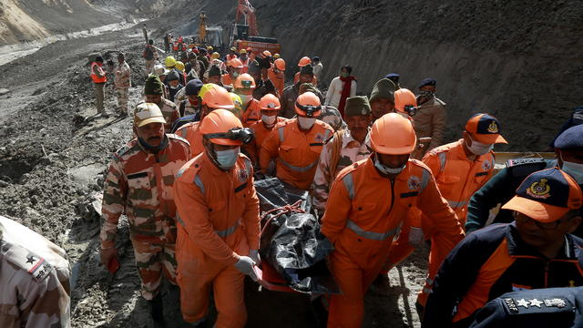 34 bodies recovered, 170 still missing in glacier tragedy in India