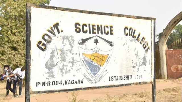 BREAKING: Kagara students regain freedom