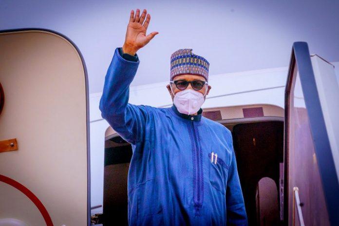 Medical check-up: Buhari departs for London