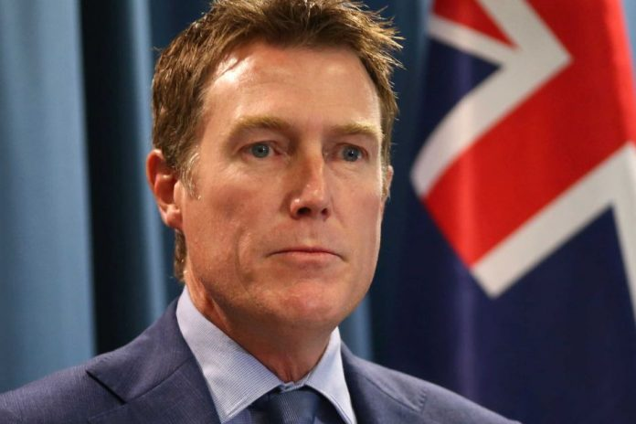 ustralia's Attorney-General (AG), Christian Porter