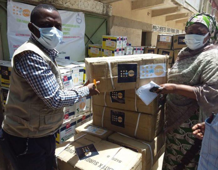 COVID-19: UNFPA donates lifesaving commodities to Borno