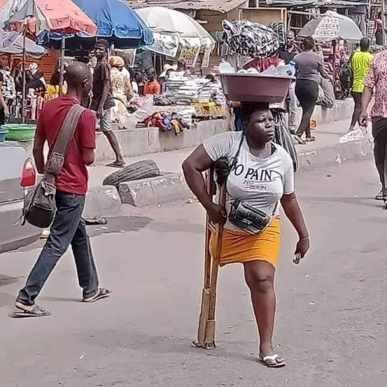 Lagos Govt hands over amputee hawker to kinsman