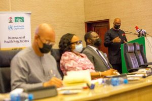 Ministry, WHO, NCDC urgent call for increased funding for health
