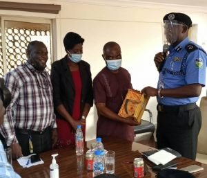 I don't tolerate police brutality, Lagos CP tells NUJ