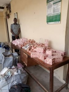 NDLEA arrests 35-year-old Chadian for drug deal