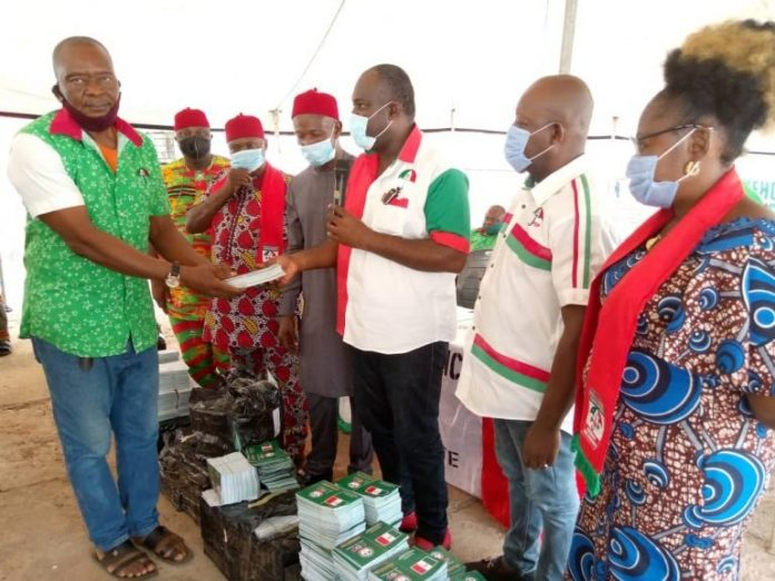 Registration: PDP targets 163,000 new members in Anambra