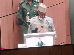 FG reforms defence sector to enhance military fighting power - Minister