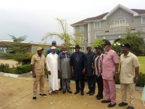 Strengthen local govts rather than delist them, Jonathan urges NASS