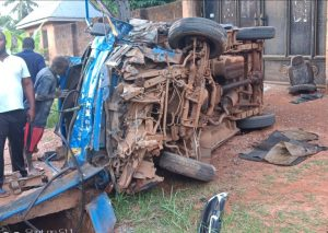 Suspected drunk driver kills one in Anambra