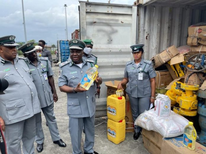 Customs generates N38.8bn at Onne in first quarter
