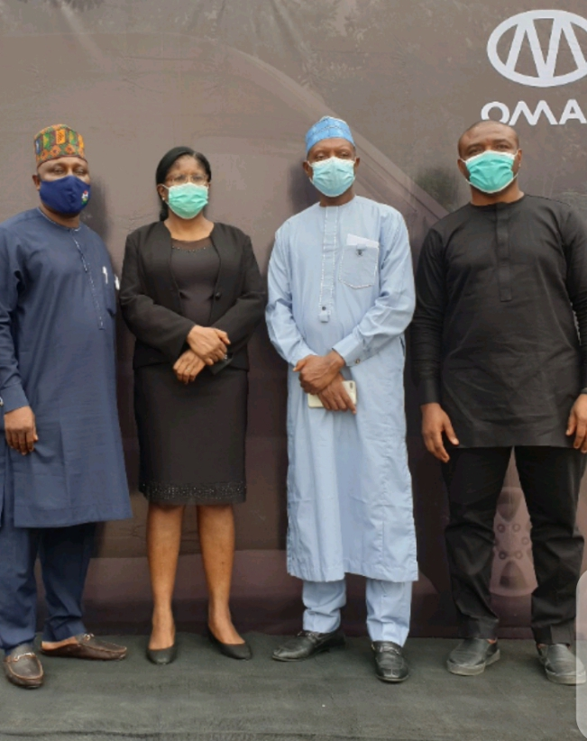 OMAA unveils Nigeria's first locally assembled gas-powered buses