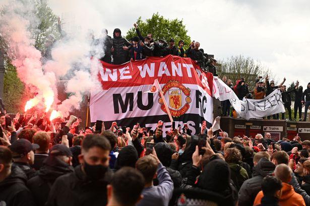 Manchester United vs Liverpool fixture postponed over safety concerns