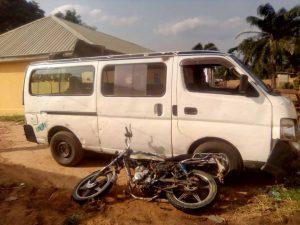 Speeding bus driver kills motorcyclist in Anambra